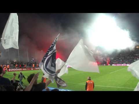 Dernières minutes du dernier match de l'histoire des Girondins de Bordeaux à Lescure #AdieuLescure
