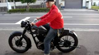 matchless G80 run1