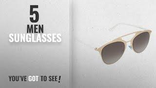 Dior Sunglasses [ Winter 2018 ]: Sunglasses Christian Dior DIORREFLECTED Gold Aviator