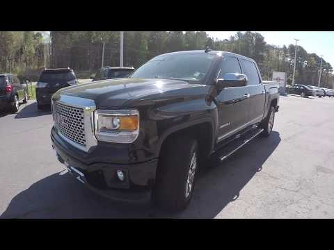 Walkaround Review of 2015 GMC Sierra Denali R03099