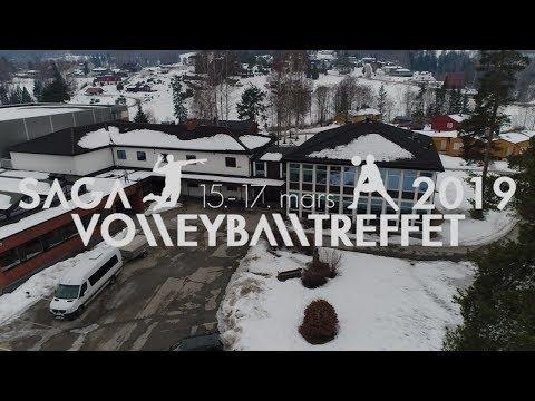 Volleyballtreffsangen 2019 - Sagavoll