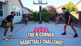 The 4 Corner Basketball Challenge! *NEW GAME ALERT*