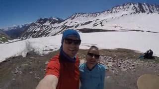 Tour du Mont Blanc GoPro June 2016