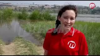 В воскресенье уровень воды в Селенге может составить 230 см