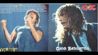 AC/DC Live Cincinnati, Ohio 1983 [AUDIO]