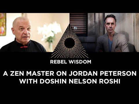 A Zen Master talks about Jordan Peterson & the Shadow