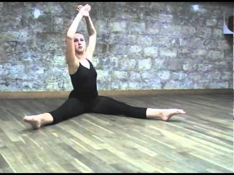 Julie HEINEN GRAHAM FLOORWORK Deep Stretches