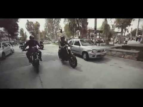 HELLS ANGELS MC ATTICA ride season opening 2015
