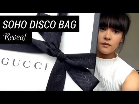 Gucci Soho Disco Bag Reveal + Eco friendly packaging