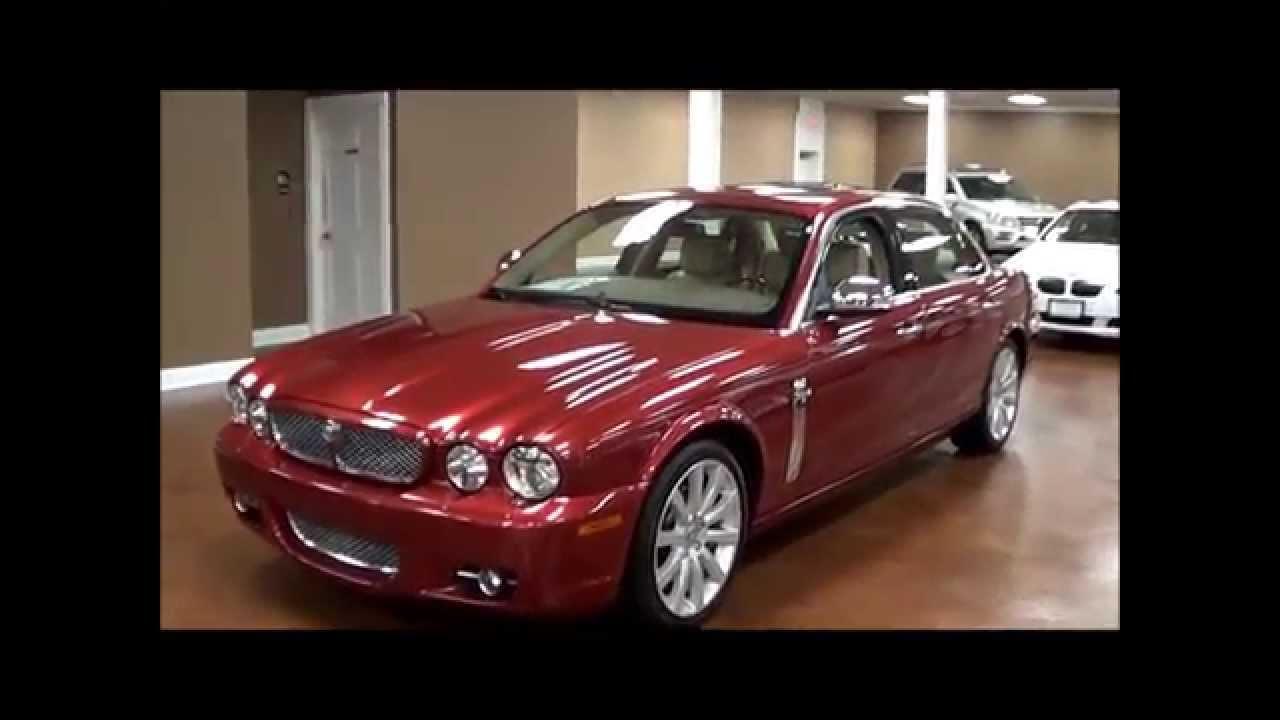 Midwest Motors 2008 Jaguar XJ Vanden PlasSOLD  YouTube