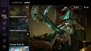 Vainglory Gameplay- Corsair Krul - New Legendary Skin First Look