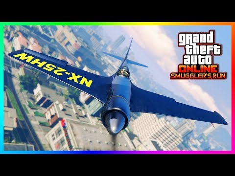 NEW GTA ONLINE DLC VEHICLE RELEASED SPENDING SPREE – HOWARD NX-25, NEW CONTENT & MORE! (GTA 5 DLC)