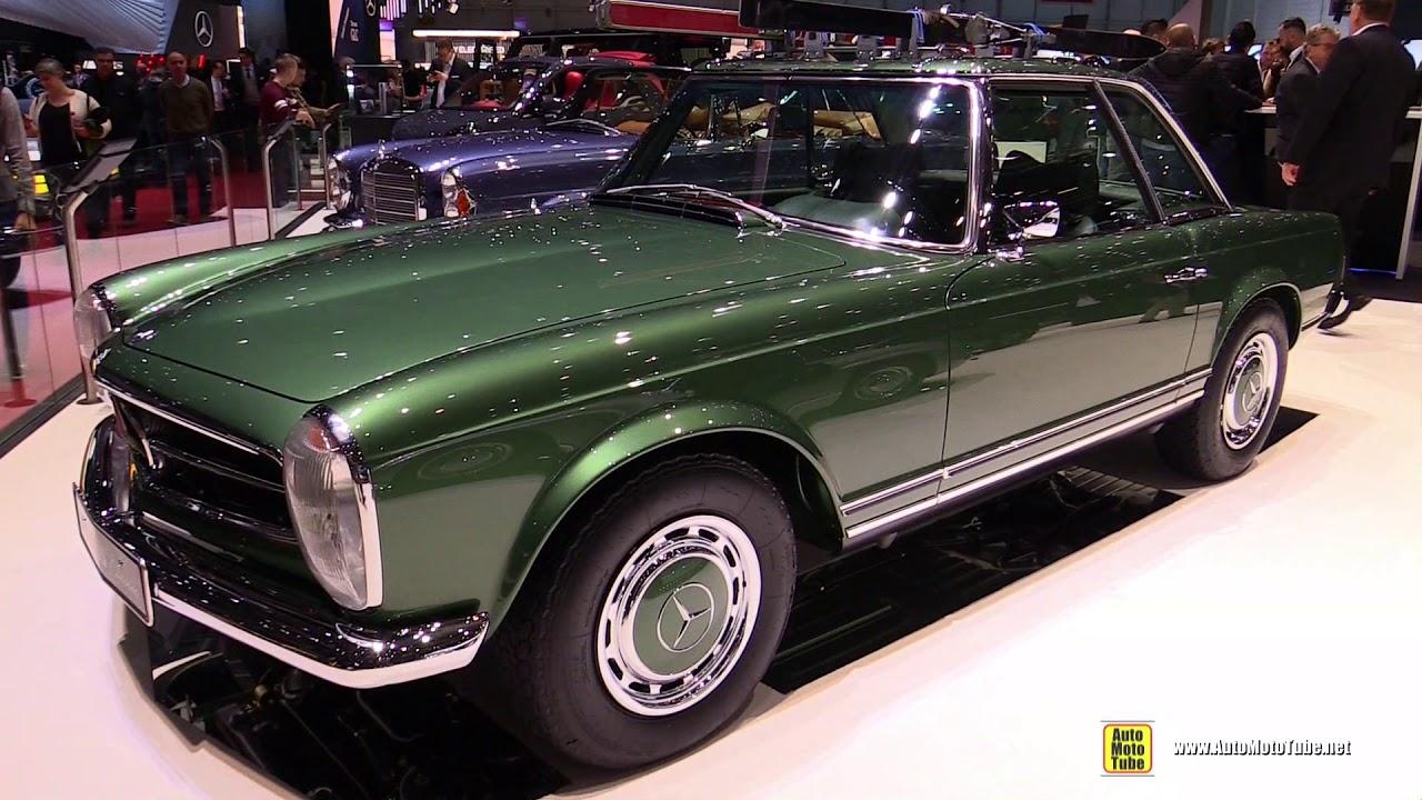 Mercedes Pagode W113 set Moulding  door
