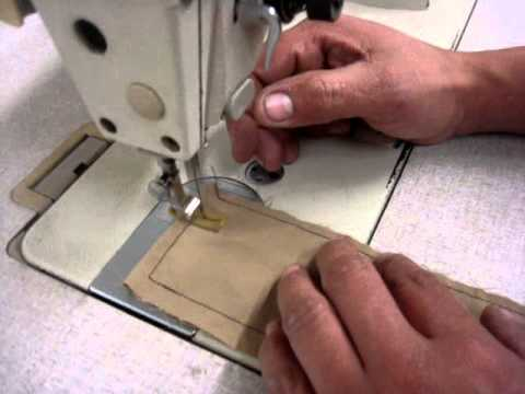 Brother DB40B4040 Fully Automatic Single Needle YouTube Extraordinary Db2 B755 3 Brother Sewing Machine Parts