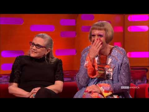 The Last Place You Want To Hear Paul Hollywood's Name - The Graham Norton Show