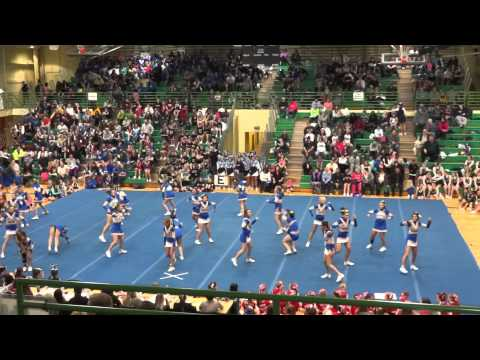 Northwood High School, New Years Classic Cheerleading Competition