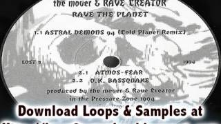 The Mover & Rave Creator - O.K. Bassquake