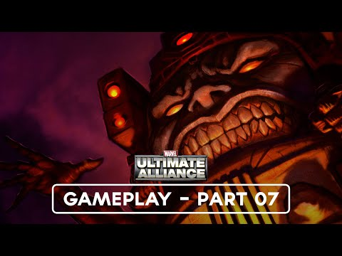 Marvel Ultimate Alliance - Part 7 - Banner, Mysterio and M.O.D.O.K.