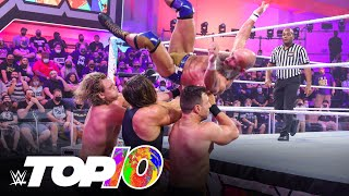 Top 10 NXT Moments WWE Top 10 Sept 14 2021