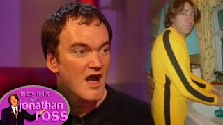 Quentin Tarantino - Origin of The Kill Bill Suit | Full Interview | Friday Night With Jonathan Ross