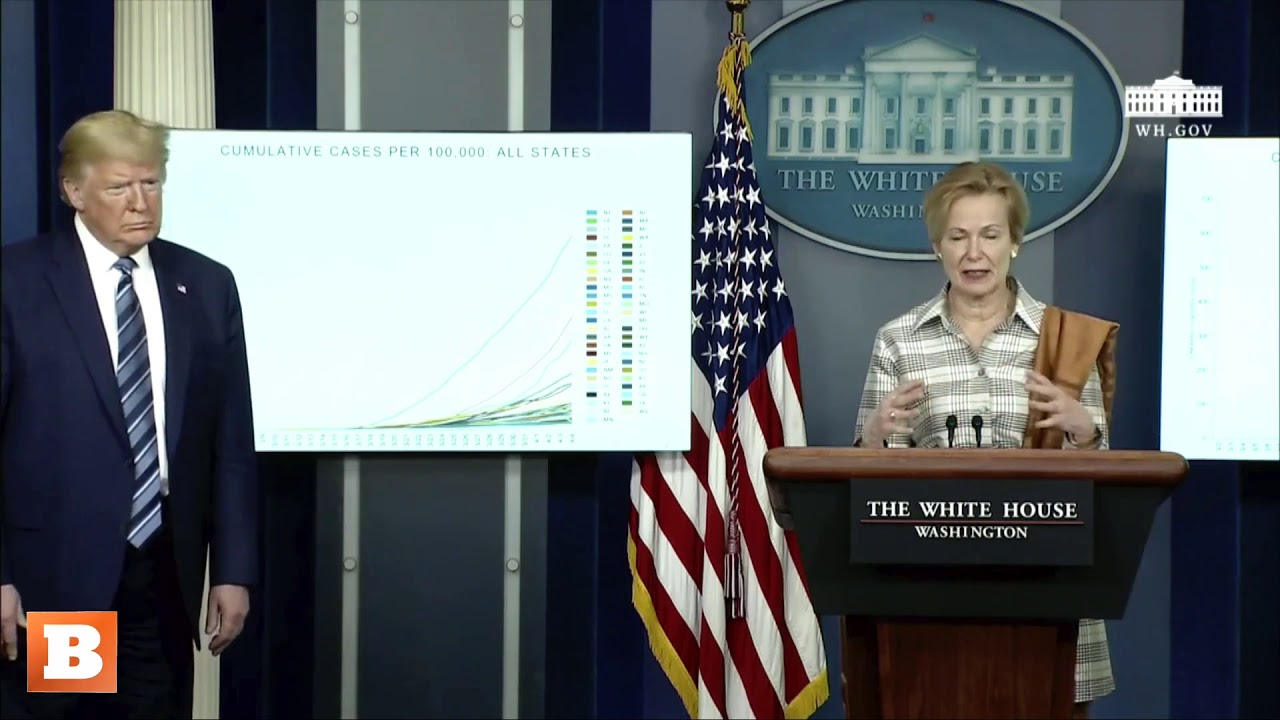 White House: Coronavirus Numbers Appear to Be Stabilizing; Keep Social Distancing