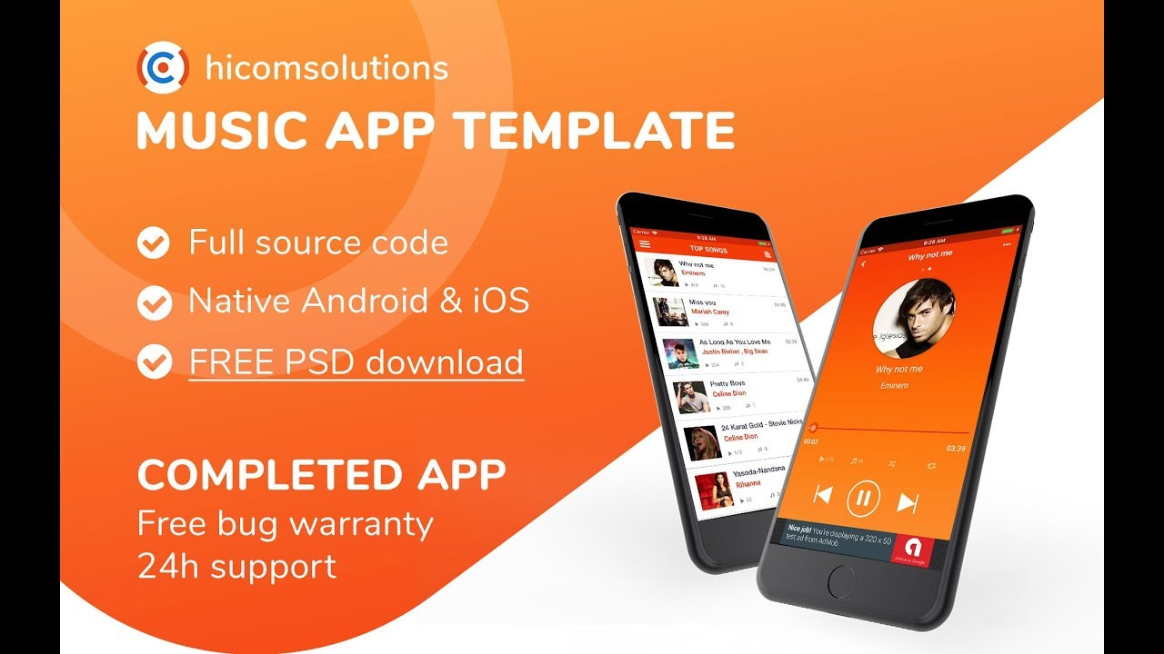 Soundcloud promotion app
