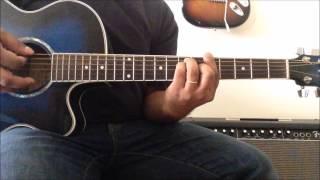 Aaideu Aaideu - Guitar Lesson