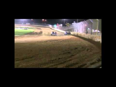 June 27, 2015 Punam County Speedway   Strickly Stock   Feature Race