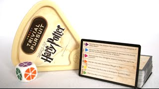 Harry Potter Trivial Pursuit from USAopoly