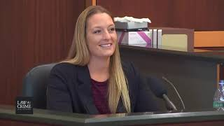 Jimmy Rodgers Trial Day 1 Witness: Kimberly Van Waus - Crime Scene Technician Part 2