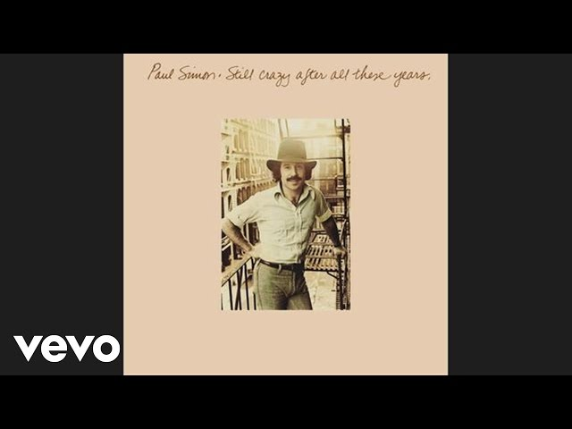 Paul Simon - 50 Ways to Leave Your Lover (Official Audio)