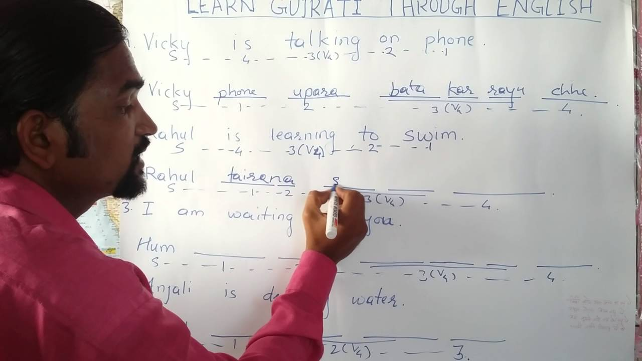 i m Gujarati but i want to learn English? | Yahoo Answers