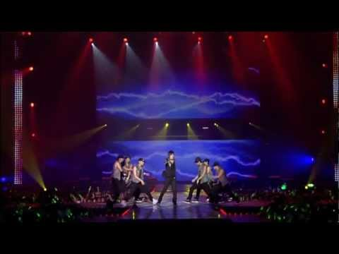 [DVD] SS501 Persona in Seoul Concert 090802 (Part 4/9)