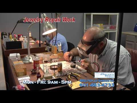 Jeweler's Bench 072514