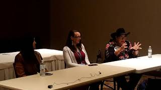 Indigenous Comic Con  (Indige-Con) 2018  Women in the Biz