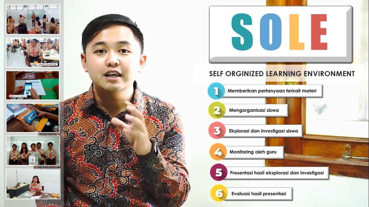Implementasi Model Pembelajaran Sole Rumah Belajar Kelik Yan Pradana Youtube