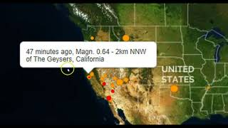 massive mega quake drill being held in washington state