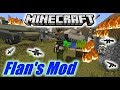 Flan's Mod 🔫😎🔪 || Mod & Tutorial 1.7.10 – Deutsch
