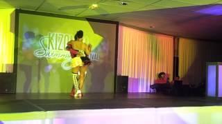 Видео: Morenasso & Anais - Kizomba Swimming Festival 2014