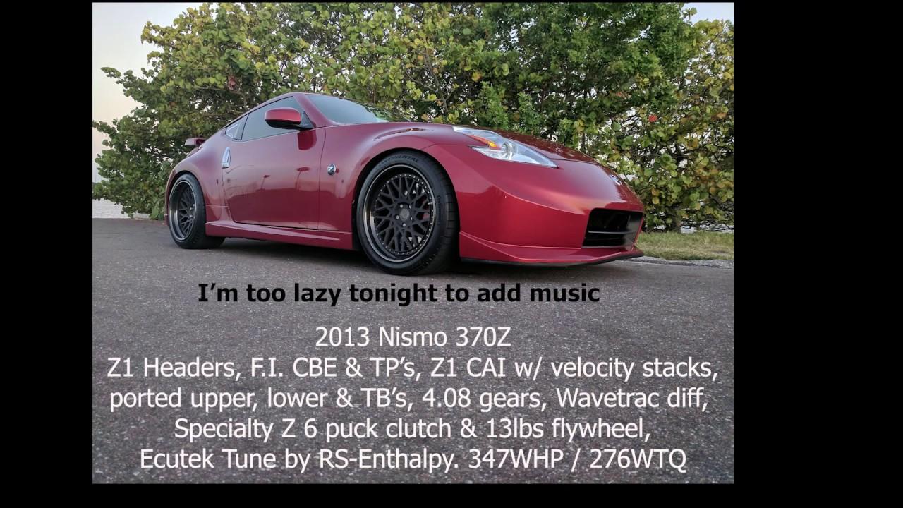 Nismo 370Z vs Focus RS, 5 0, & WRX