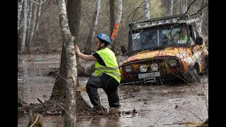 ШТУРМАН IRONMAN Ботаник трофи 2013 off road 4×4