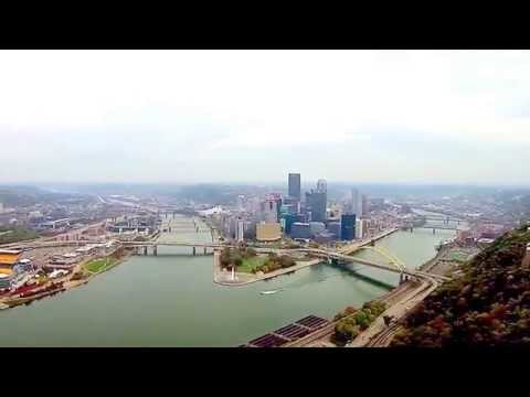 Mount Washington, City of Pittsburgh, PA (Fall Series Episode 2)