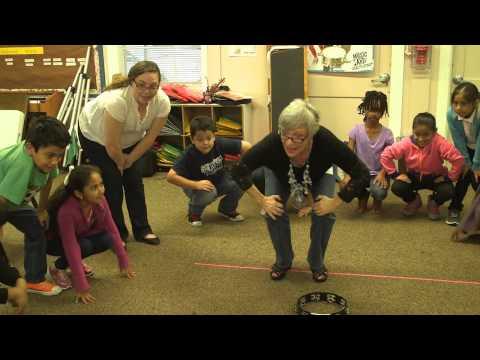 Staging STEM -- Theatre Arts Integration -- Alley Theatre