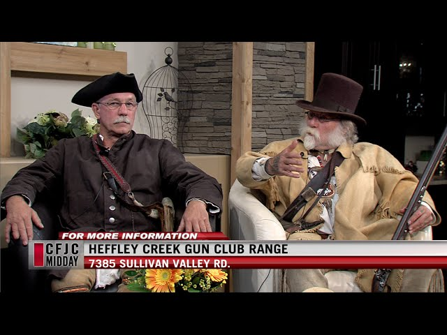CFJC Midday - Aug 31 - Fur Trade Rendezvous Kamloops