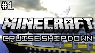 Minecraft: Cruise Ship Down Part 1 - The Decapitation