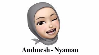 Gambar cover Andmesh - Nyaman (Cover By Mitty Zasia)