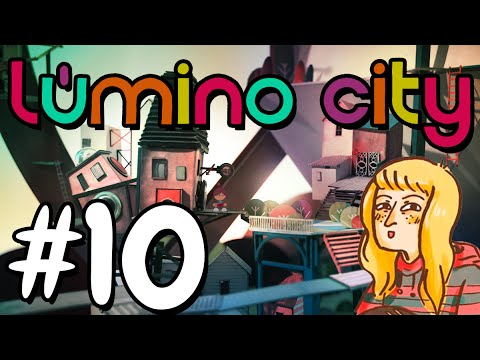 Lumino City: The Diner and Delivering Letters! -- PART #10