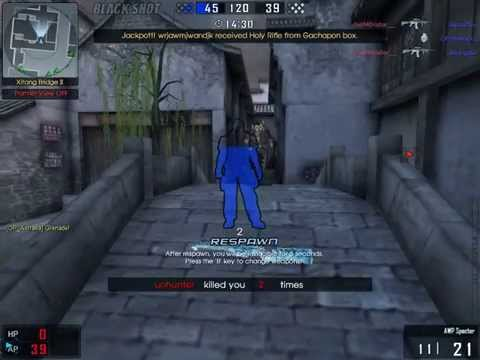 [Blackshot] Astraea :: 250914 AWP Specter Match 2 Preview