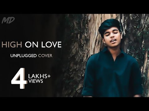 High On Love - Unplugged Cover By MD | Pyaar Prema Kaadhal | Yuvan Shankar Raja | Sid Sriram