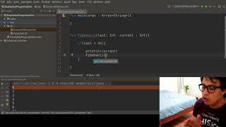 Ejercicios de programacion #2 -  Fibonacci